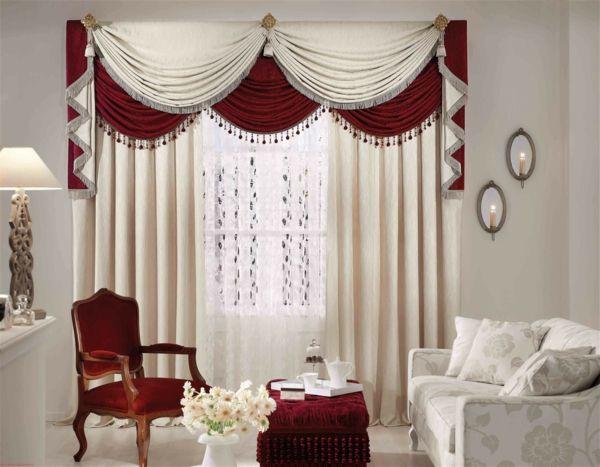 die besten 25 gardinen rot ideen auf pinterest vorhang rot rote vorh nge und gardinen k che rot. Black Bedroom Furniture Sets. Home Design Ideas