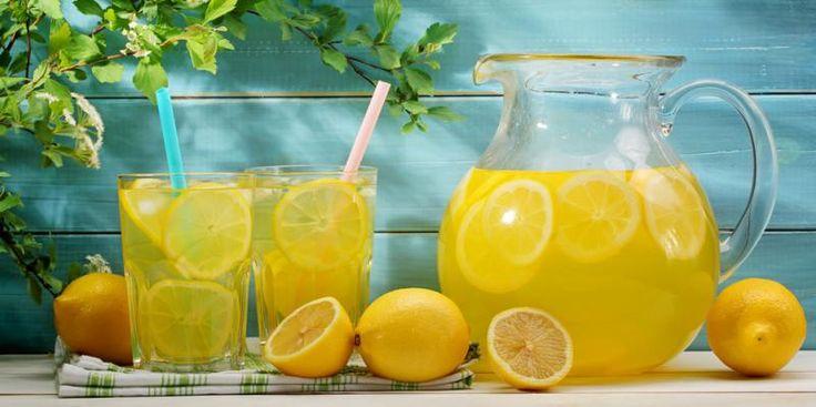 11 потрясающих свойств лимонной воды, о которых должен знать каждый! - Интересное и необычное