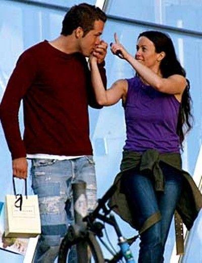 Ryan Reynolds & Alanis Morissette