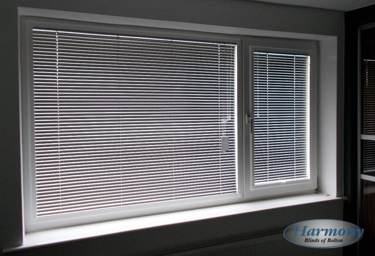 Perfect Fit Venetian Blind in a Bedroom