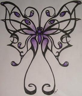 My butterfly tattoo