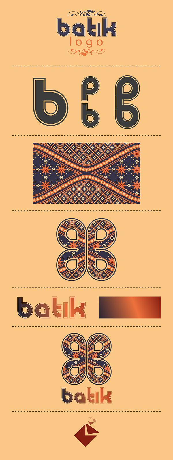 Batik Logo 2 on Behance