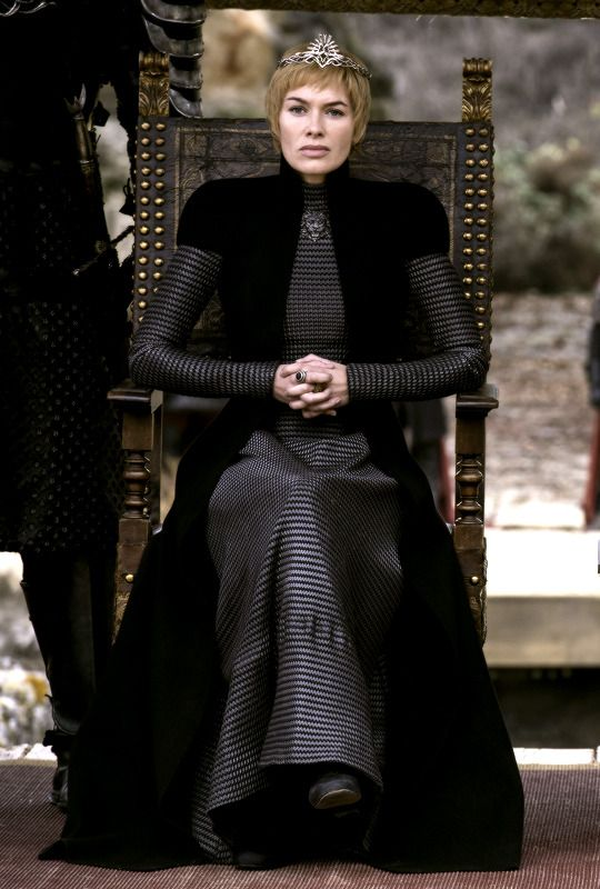 Cersei Lannister in 'The Dragon and The Wolf' 7.07