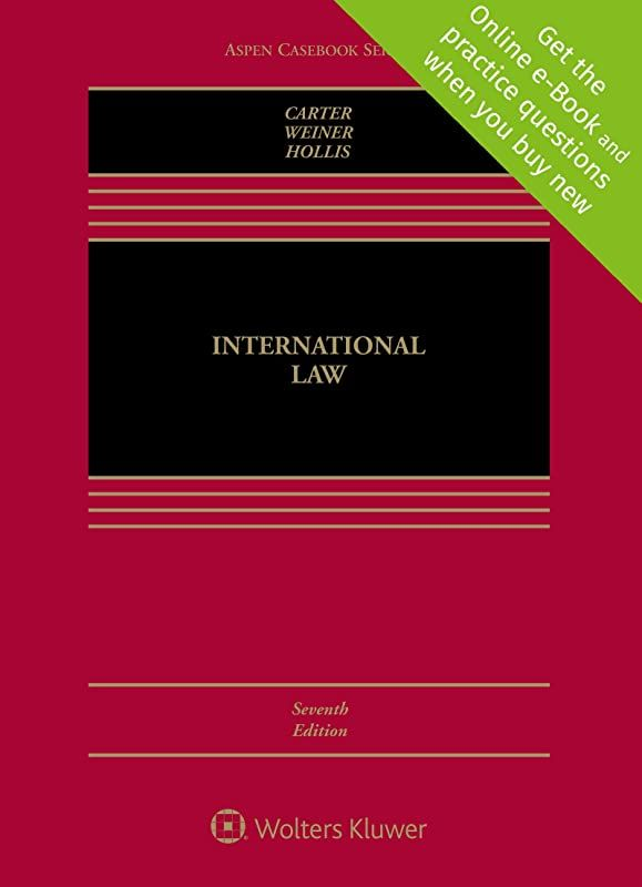 Pdf Free International Law Connected Casebook Aspen Casebook