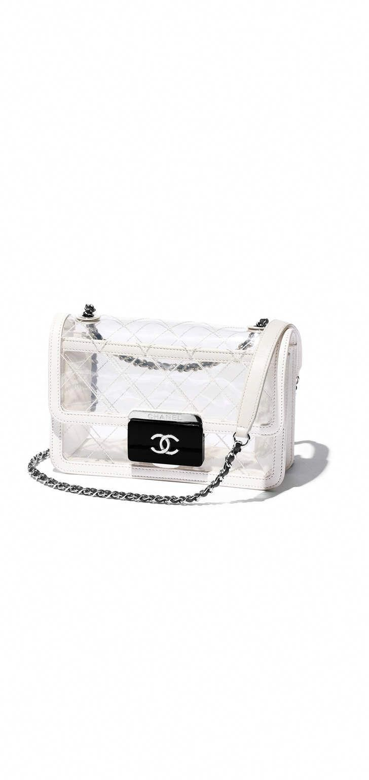 48ae8759567d CHANEL - white