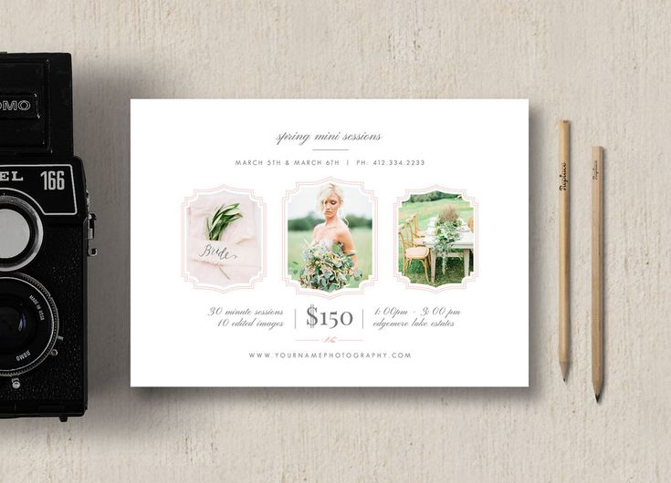 Photography mini session template | Bittersweet Design Boutique Images by @sharonnicole
