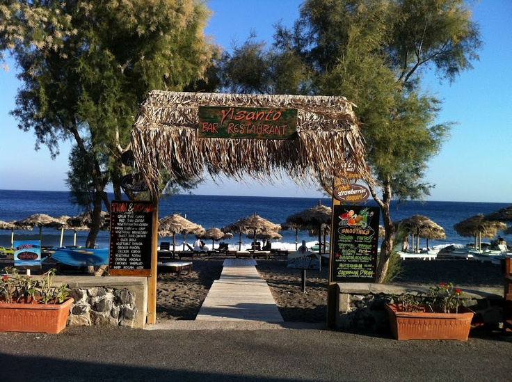 Perissa - Santorini