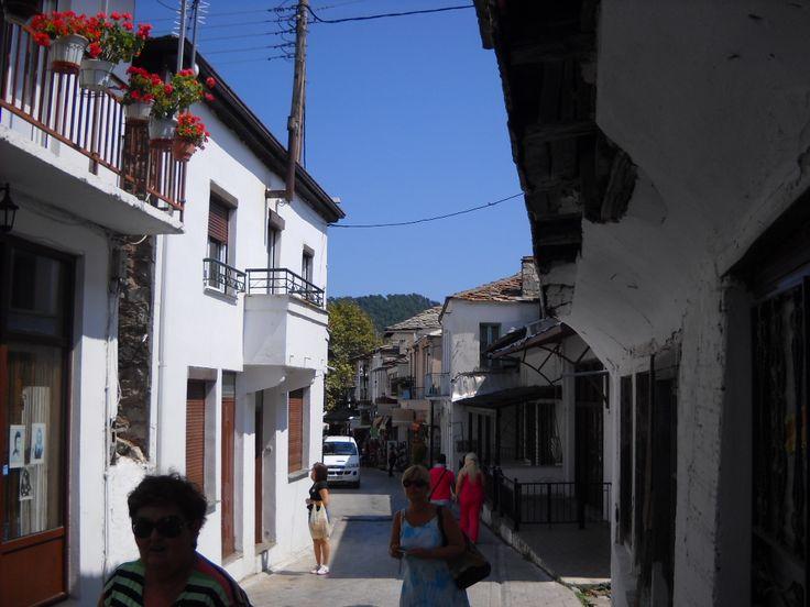 Panagia - Thassos - Řecko