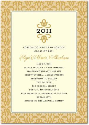 Best Graduation Invitation Ideas Images On