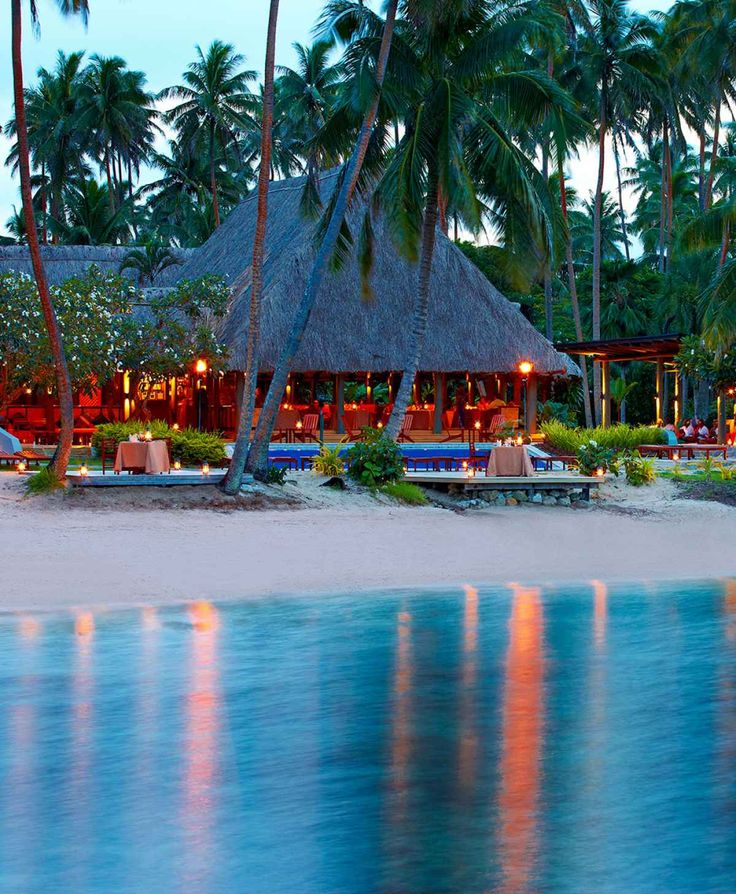Best South Pacific All-Inclusive Resorts | Jean-Michel Cousteau Resort