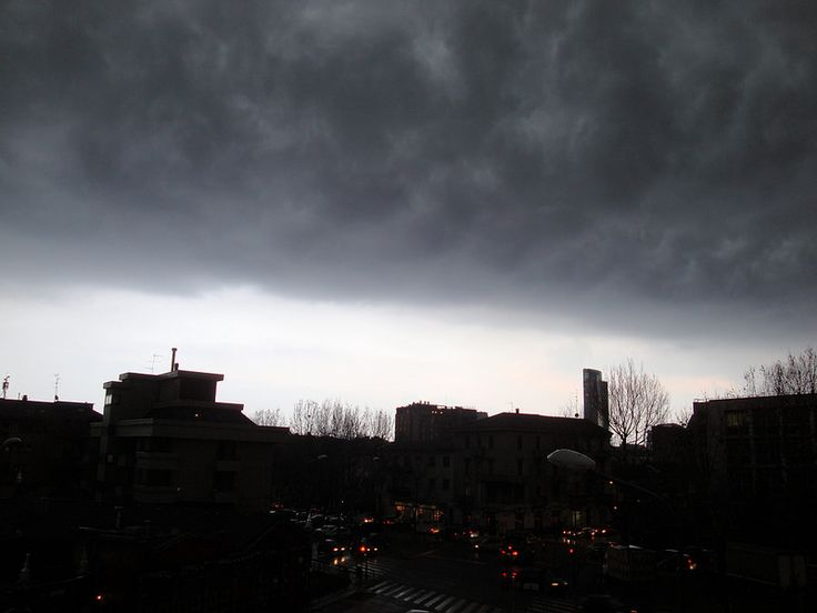 #storm coming @Milan by #Sofia #Tsimini