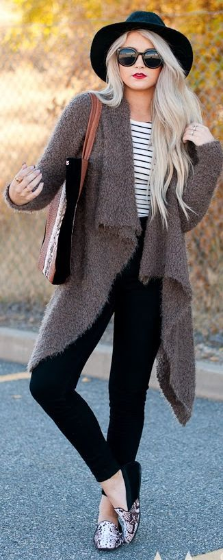 Under The Weather by Cara Loren => Click to see what she wears