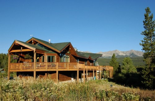 cabinAssociation Architecture, Decks, Mountain Traditional, Logs Housescabin, Dreams House, Rustic Exterior, Traditional Exterior, Cabin Dreams, Logs Cabin