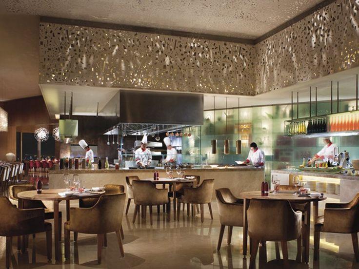 Best images about open kitchen restaurant on pinterest