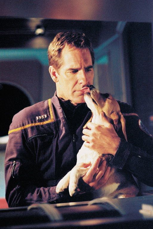 Admiral Archer's prized Beagle, for those who have never seen Enterprise but have seen the reboot.