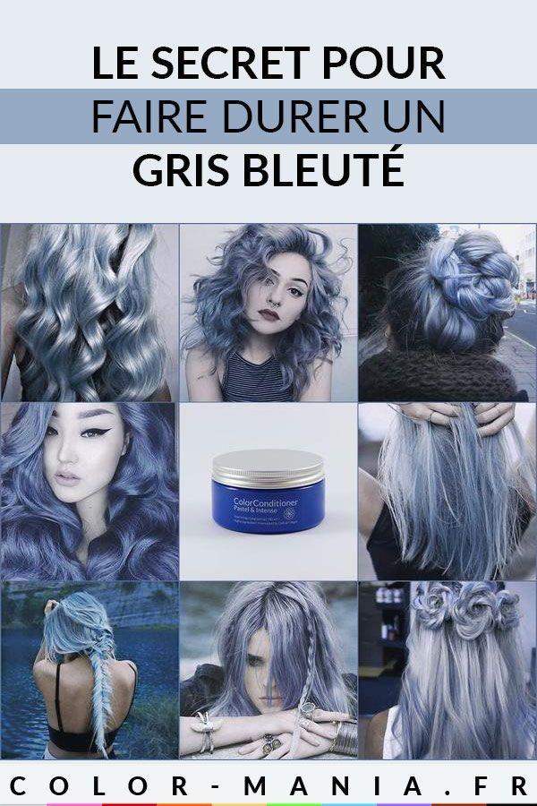 Coloration naturelle des cheveux chatains