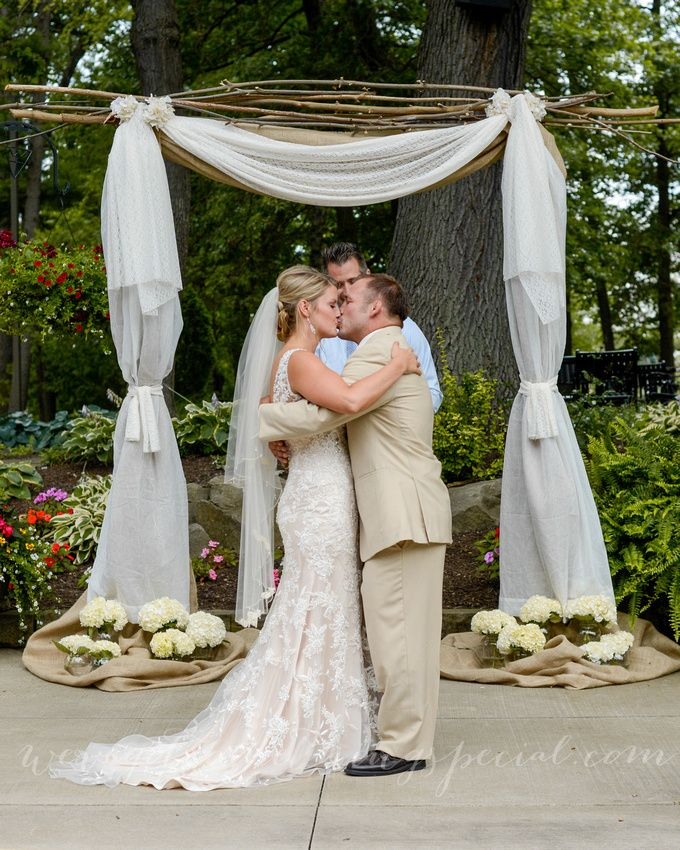 outdoor wedding ceremony sites in akron ohio%0A Check out Alyssa and Zach u    s modern outdoor wedding at Hoover Park in North  Canton Ohio  You will fall in love with this gorgeous northeast Ohio wedding