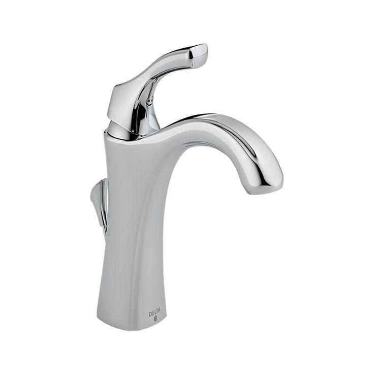 592dst addison single handle centerset lavatory faucet bath products delta faucet - Delta Lahara