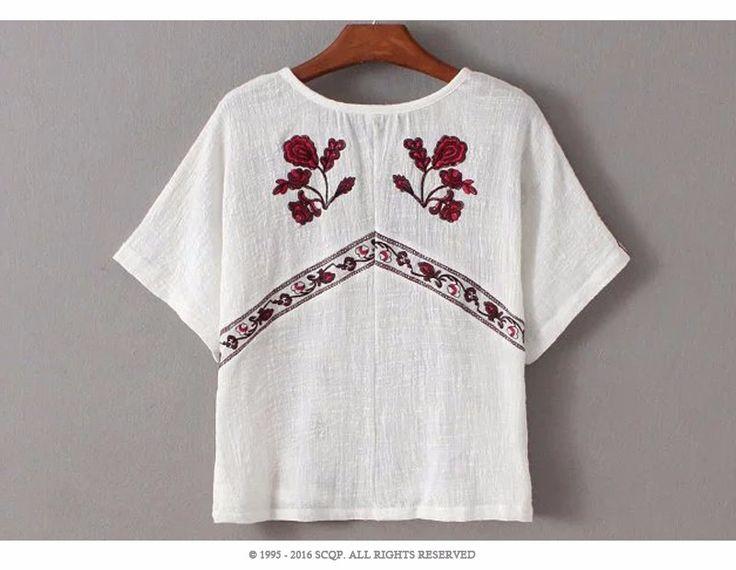 Manga corta de las camisas rojas de la vendimia