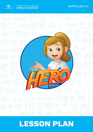 Cybersmart Hero is aimed at middle primary students. Using a 'real world' example, the story explores what may happen if someone is cyberbullied, what steps to take to prevent it from escalating and how to get help.