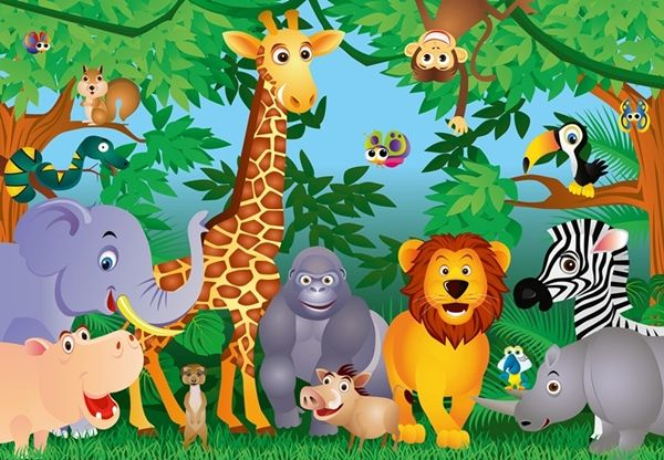17 best images about dibujos infantiles on pinterest jungle animals zoos and cartoon. Black Bedroom Furniture Sets. Home Design Ideas