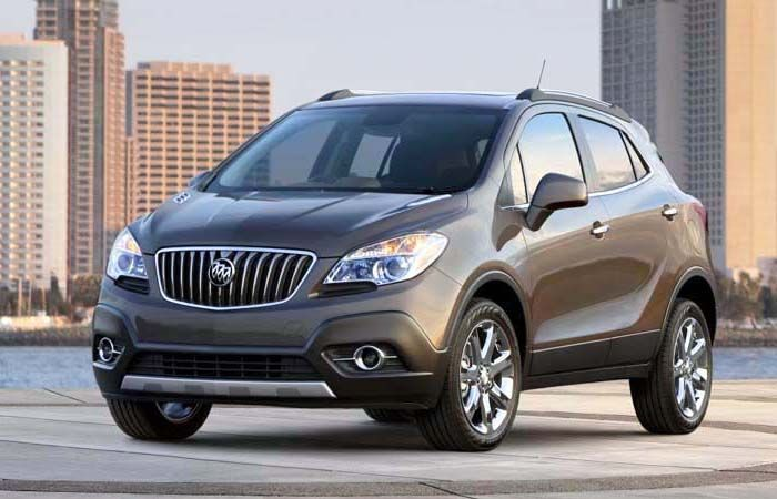 2018 Buick Anthem overview