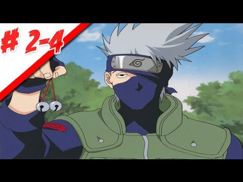 Naruto Episode 2-4 Bahasa Indonesia | Full Screen | 1080p HD | Team 7
