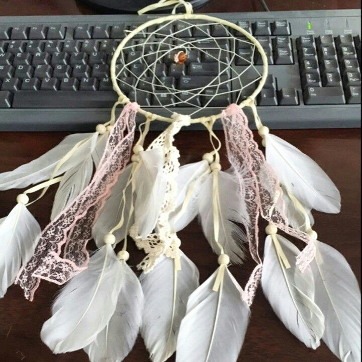 Large pretty dream catcher is available at Department Golden Pineapple Please PM/emails us for further info