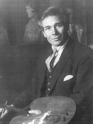 John Suchomlin. Courtesy Manly Library