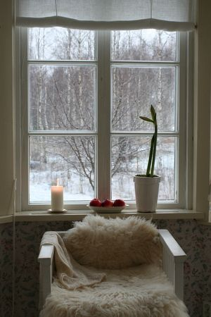 Strandhagen B&B in Porvoo, Finland is closed for the winter season.