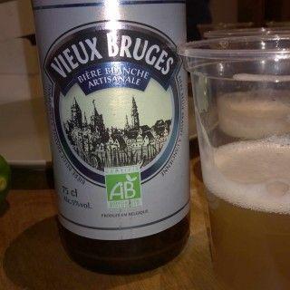 Brasserie de Brunehaut - Vieux Bruges Blanche (Witbier) 5,0% pullo