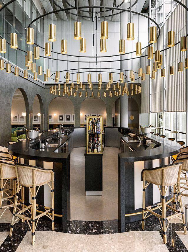 I Love Paris restaurant by India Mahdavi | chef Guy Martin