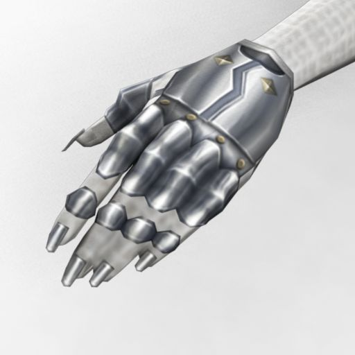 Bionic Fierce Metal Glove