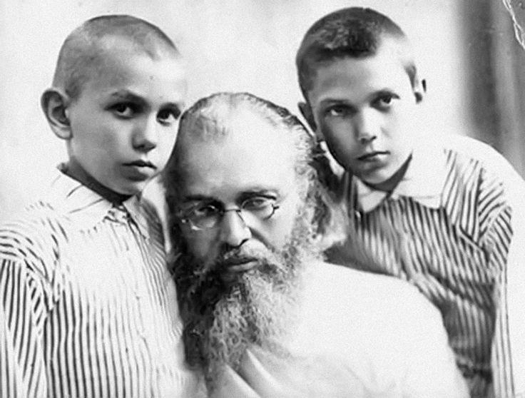 Святой святитель Лука, биография, семья, дети