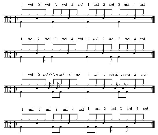 Drum metallica drum tabs : 1000+ ideas about Drum Sheet Music on Pinterest | Drum rudiments ...
