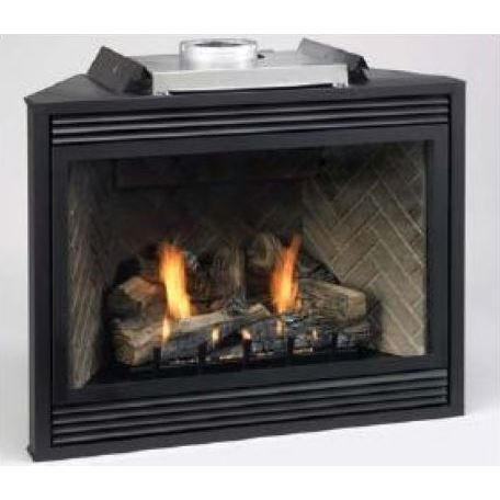 """Empire Comfort Systems DVP36FP31 Tahoe Premium 36"""" Direct Vent Fireplace with Millivolt Control"""