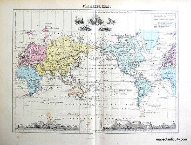 83 best images about world maps on pinterest timeline vintage and antiques. Black Bedroom Furniture Sets. Home Design Ideas