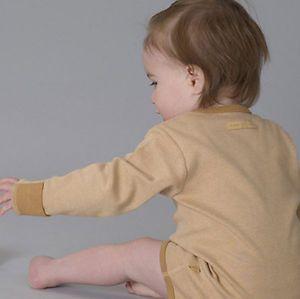 Newborn-0-3M-3-6M-6-12M-Baby-Clothing-Baby-Bodysuit-Organic-Boy-Girl-B-nature