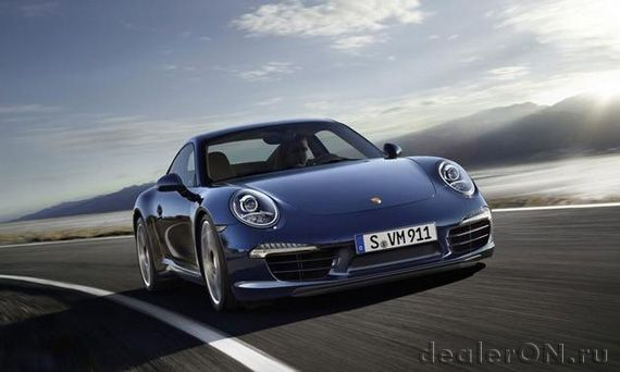 Порше 911 Каррера S / Porsche 911 Carrera S