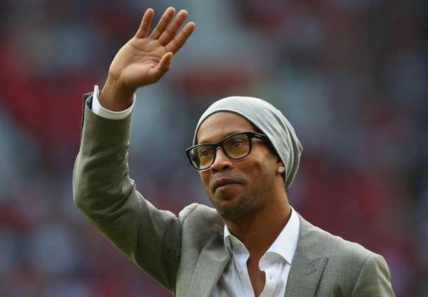 Grêmio ou Atlético-MG - Para quem Ronaldinho Gaúcho vai torcer na final da Copa do Brasil?
