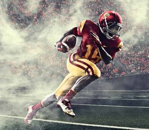 New USC Football Uniform