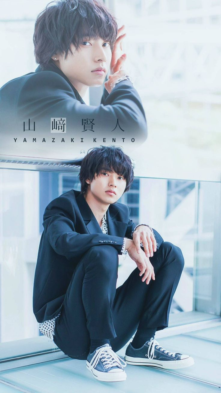 Kento-senpai, you're too hot