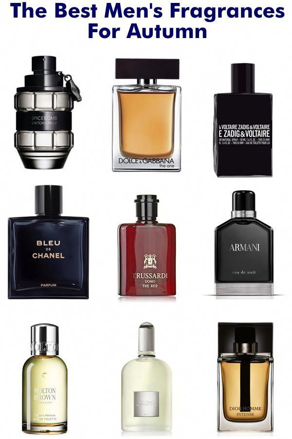 The Best Men S Fragrances For Autumn Smell Better This Season With These Colognes Cologne Menscologne Aftershave Best Perfume For Men Men Perfume Perfume