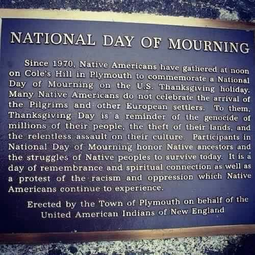 National Day of Mourning | History: Interesting Snippets ...
