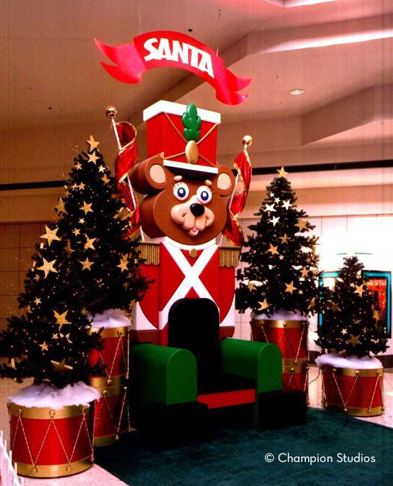 Commercial holiday displays commercial christmas for Xmas decorations online