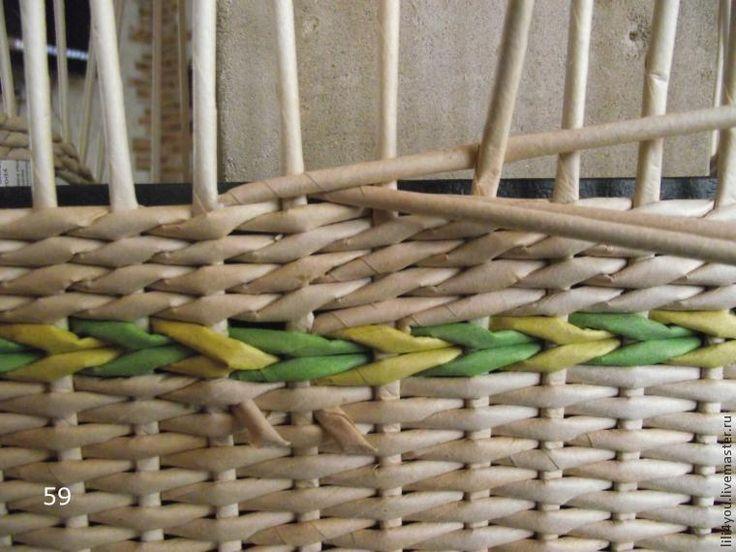 Осваиваем азы плетения из бумаги. Часть вторая - Сам себе волшебник