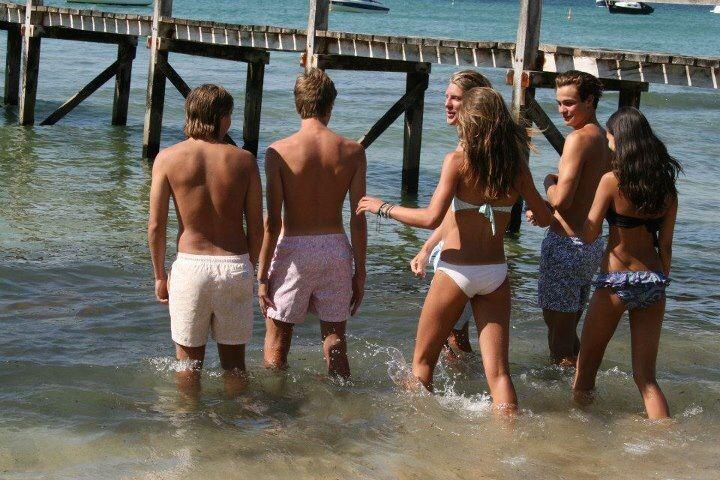 Jess & Bass swimwear melbourne Australia