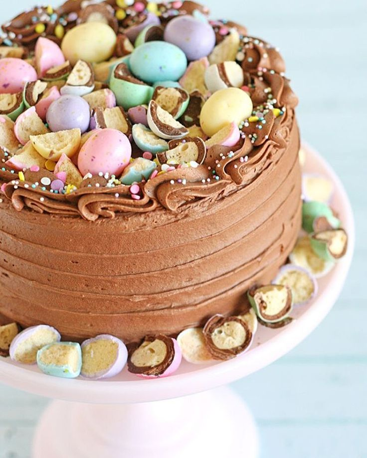 """234 Likes, 10 Comments - Alli (@helloallisonjones) on Instagram: """"I'm going to get my easter baking on this weekend. THIS cake by @glorioustreats is top of my list.…"""""""