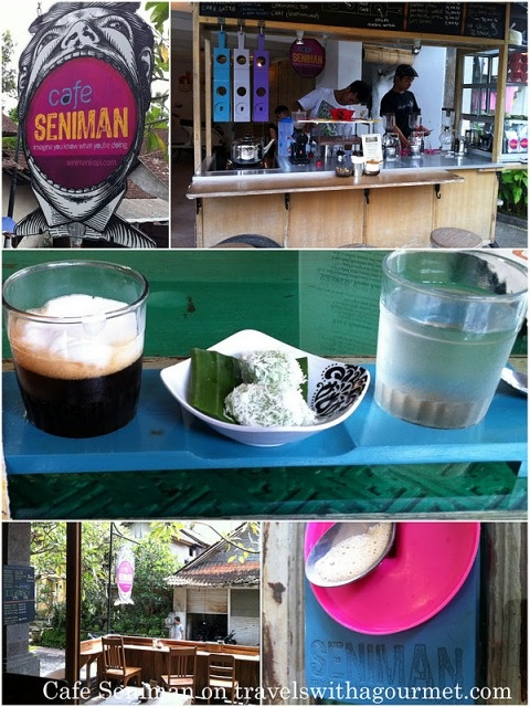 CAFE SENIMAN | Travels with a Gourmet