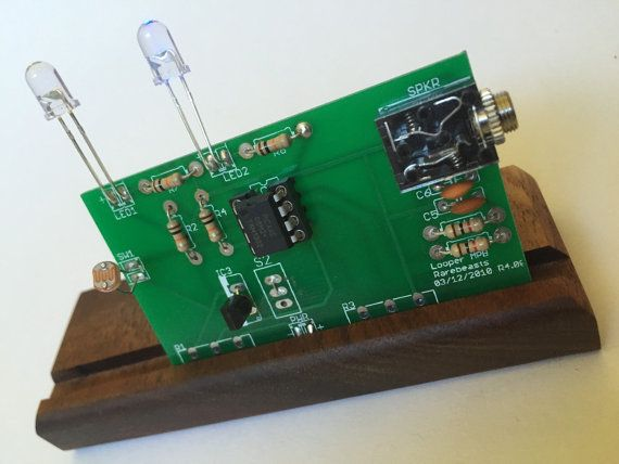 Flashtron MkIV  experimental light synth by rarebeasts on Etsy It's back and noisy.